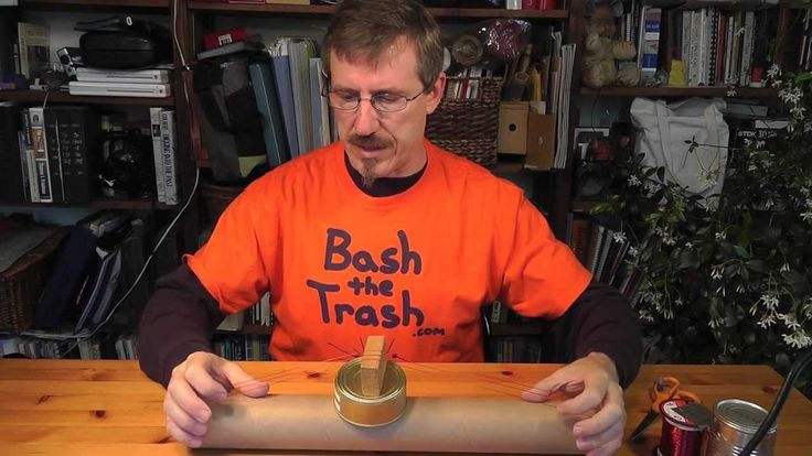 Bash the Trash Instrument Building Lab: Strings - the Tube-tar