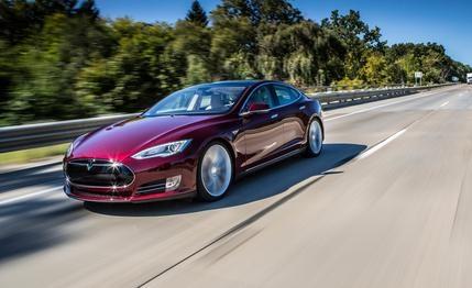 2013 #Tesla Model S