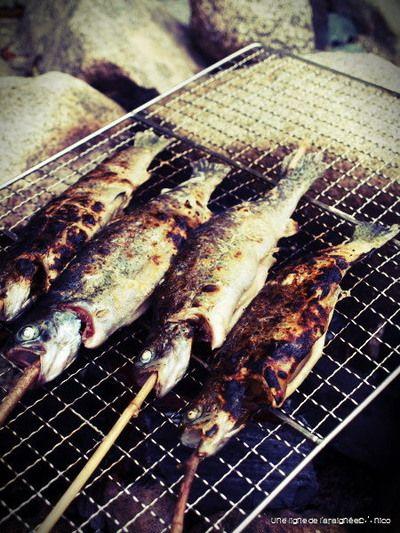 虹鱒塩焼き。 by ささきのりこ。さん   レシピブログ - 料理ブログの ...