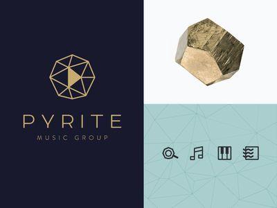 Pyrite Music logo