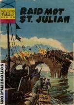 Frontserien (1965) - visa katalogvärde och omslag till serietidningar och album
