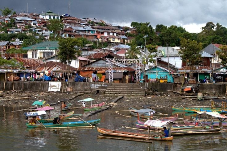 Port in Manado