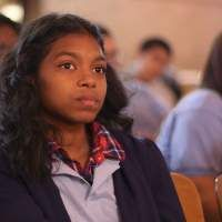 """Meet Omarina Cabrera. Her teachers recognized the signs and banded together to make sure she was set up for success. """"The make or break moment for high school dropouts might actually occur in middle school."""""""