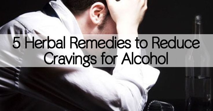Have you made the decision to quit drinking? These herbal remedies can help reduce cravings for alcohol consumption. Ready to make a change?