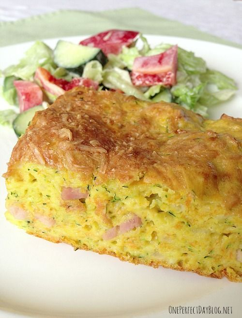 easy carrot and zucchini slice | Oms and Noms | Pinterest | Carrots ...
