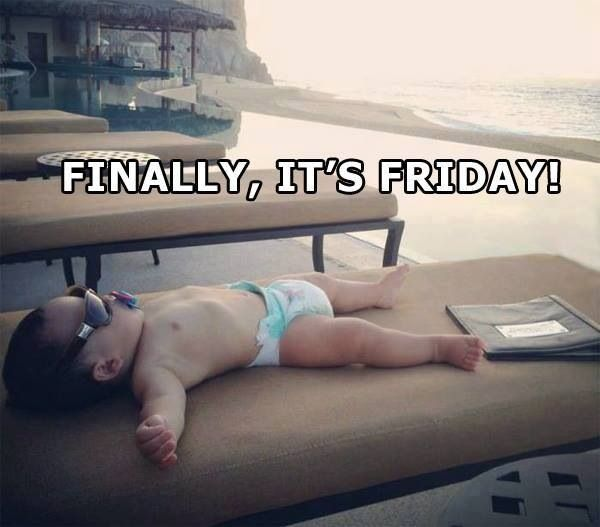 Yay!!!!!! It's Friday!!!!!! Repost if you are happy it's Friday also