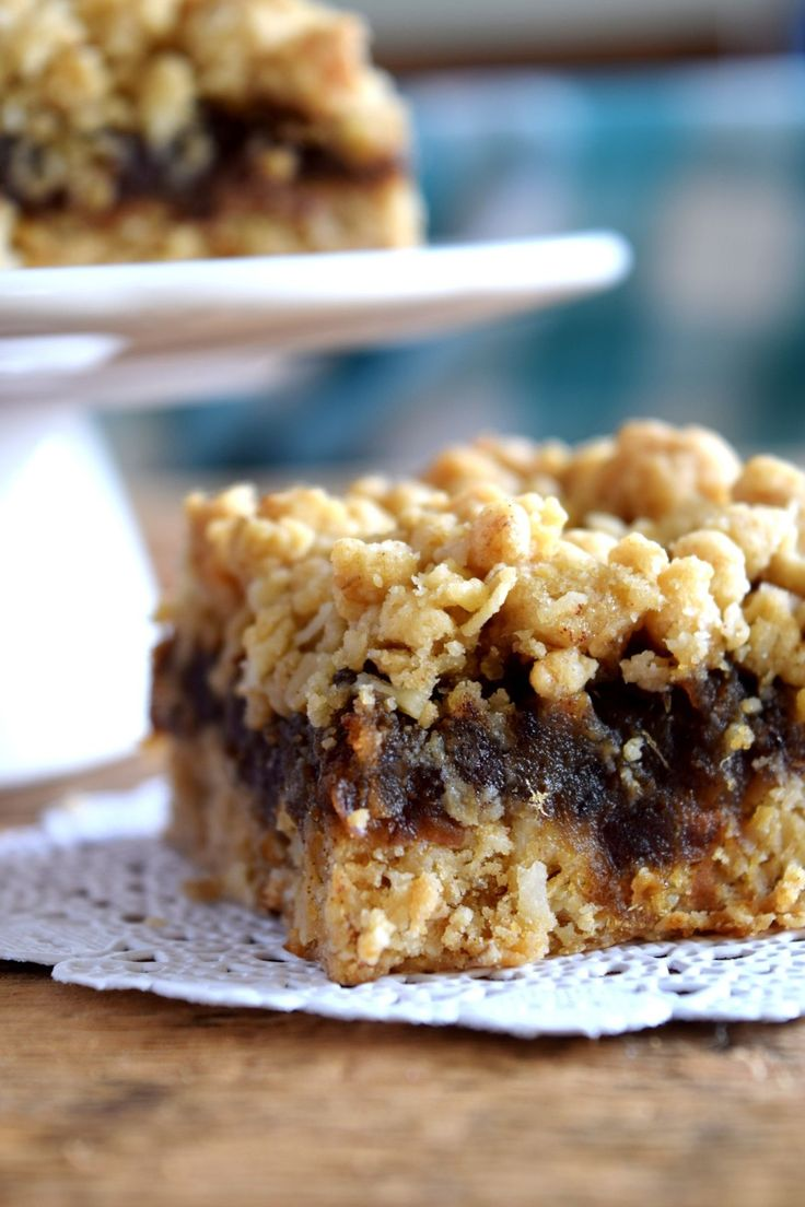 Date Squares and Newfoundland go hand in hand – that's why these Newfoundland Date Squares are one of my favourite crumb-type squares.  I have to tell you though, my memories of Date Squares are all wrong!   Have you ever…