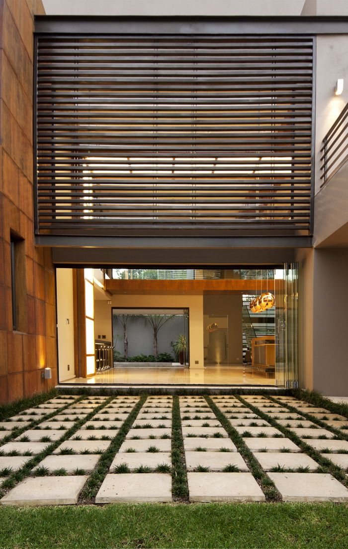 House Sed   Transition Spaces   Nico van der Meulen Architects