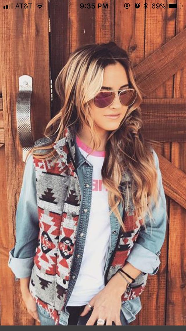 I love this vest - The latest in Bohemian Fashion! These literally go viral!