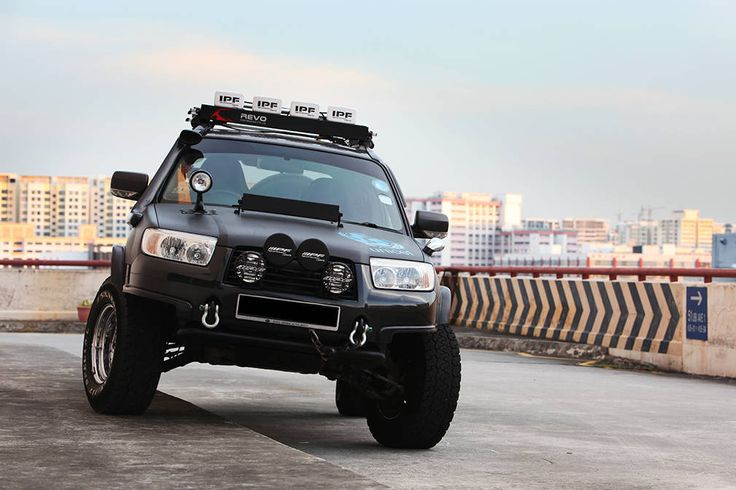 Hi all you offroad frosties - Page 3 - Subaru Forester Owners Forum
