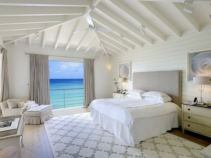 The Dream Barbados -  The magnificent master suite located on the upper lever has its own balcony. There is no better place to wake up with its incredible views and soothing sounds of the sea.