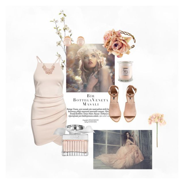 Once Upon A Time by eiram-schultz on Polyvore featuring H&M, Kenneth Jay Lane, Chloé, Sia, Pier 1 Imports, Lily-Flame and Bottega Veneta