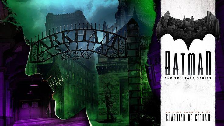 Batman Telltale Series Ep4 Guardian of Gotham Trailer