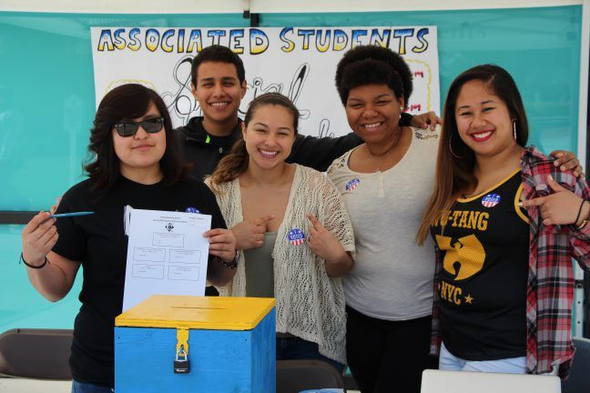 Associated Students Elections Candidate Statements