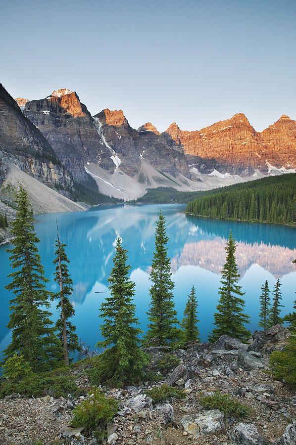 Moraine Lake - Banff National Park, Alberta