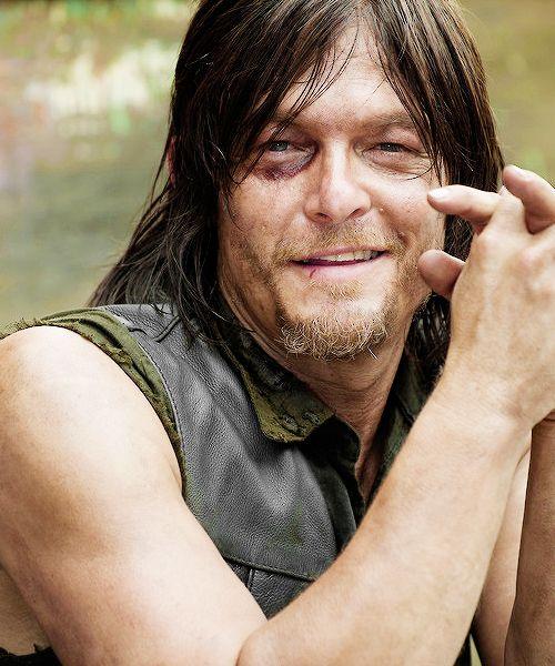 Daryl's smile