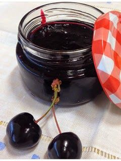 Mermelada Casera de Cereza | DeNIKAtessen - Recetas de Cocina
