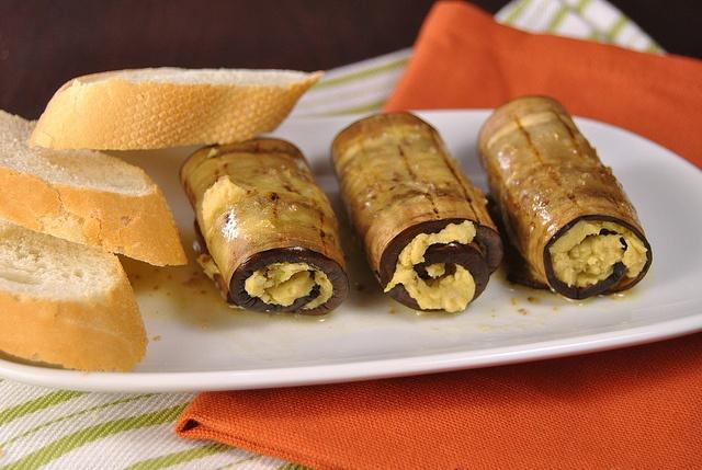 Eggplant rolls by Bakers Corner, via Flickr