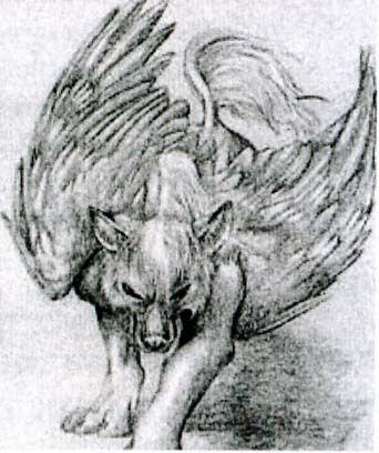 Семаргл мифология