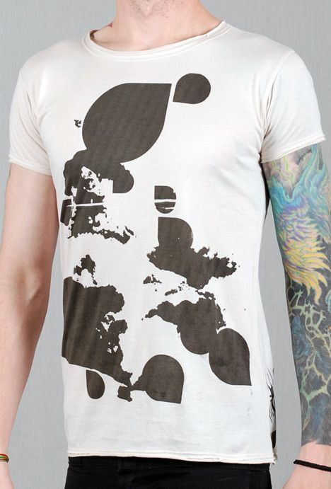 Cumulus T-Shirt by Glass Magpie