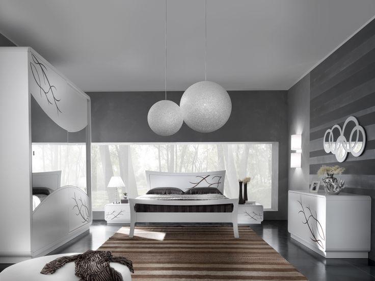 Jasmine #Bedroom - DBA Style #Design #Italy #furniture
