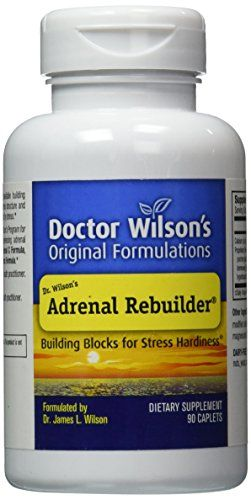 Dr. Wilson designed Adrenal Rebuilder to provide uniquely bioavailable building blocks formulated to naturally promote and support optimal structure and function in the adrenals and other endocrine gl...