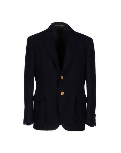 #D'avenza giacca uomo Blu scuro  ad Euro 251.00 in #Davenza #Uomo abiti e giacche giacche