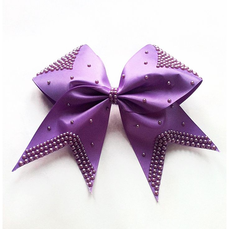 Lavender Bow. Violetta Collection, KL Bows x