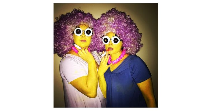 Patty and Selma Bouvier  @jmanslaughter
