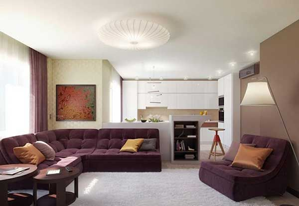 50 ideas para decorar un salón moderno.   Mil Ideas de Decoración
