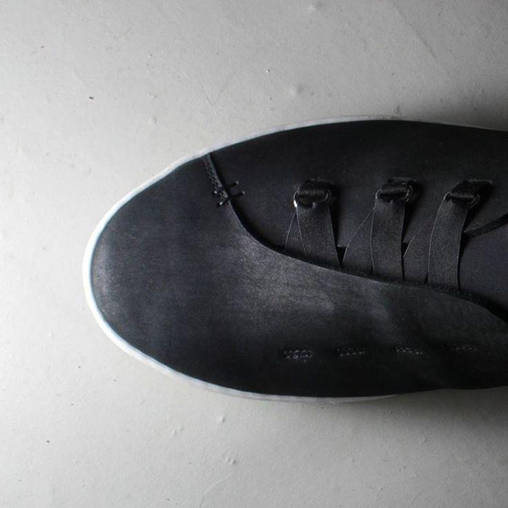 """Iterating...✏️ #MrBailey x @eknfootwear #Ginkgo Pic by @pho_ney"""