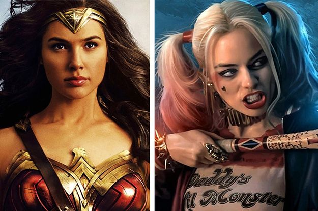 Find Out Which Female DC Character You Are | Quizzes
