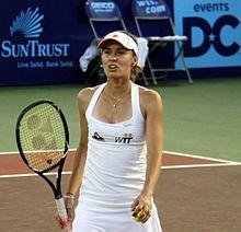 1997:Martina Hingis-Switzerland-Tennis.