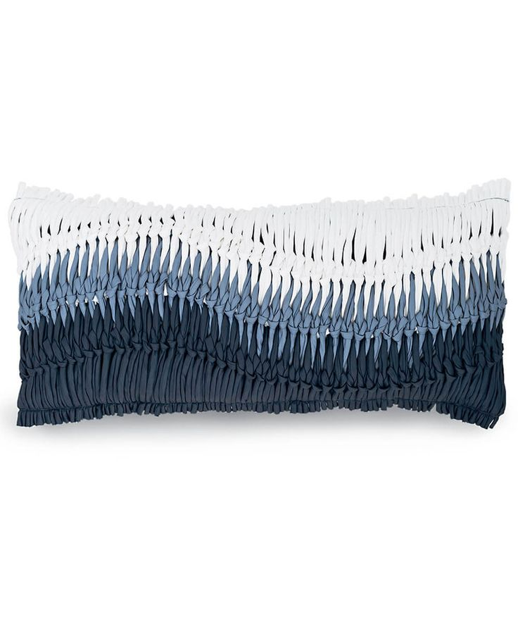 Pine Cone Hill Anchor Hitch Blue Decorative Pillow