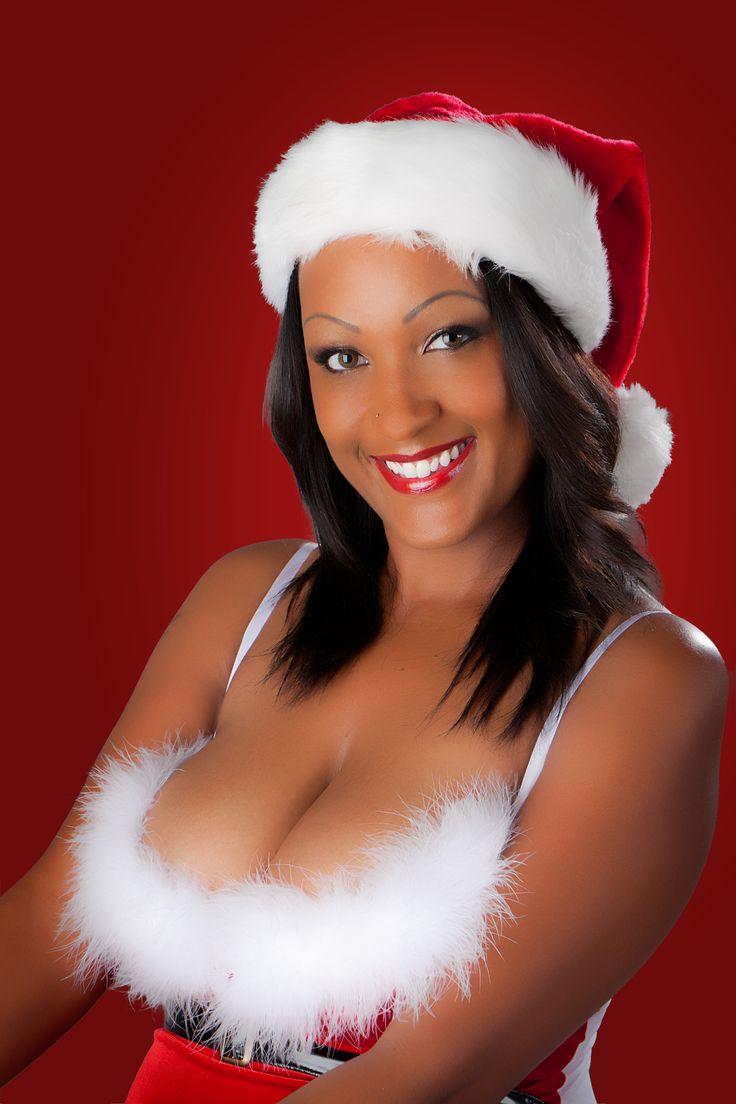 Busty merylin merry christmast