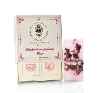 Santa Maria Novella ROSE Wax Tablets, amazing scented tablets can fragrance an entire room.....2 tablets for $34.00
