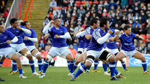 Manu Samoa will tour South Africa next month as part of the International Rugby Boards new quadrangular fixture and they've put their best foot forward by naming one of their strongest squads ever.   Comprising just two locally based players, the Samoa squad boasts a wide range of players currently active in English, French and Japanese competitions, as well as Super Rugby.