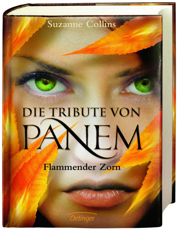 Die Tribute von Panem 3 - Flammender Zorn von Suzanne Collins