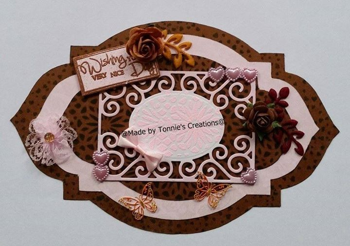 For details visit http://www.facebook.com/tonniescreations