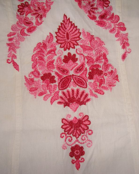 Best kashida embroidery images on pinterest