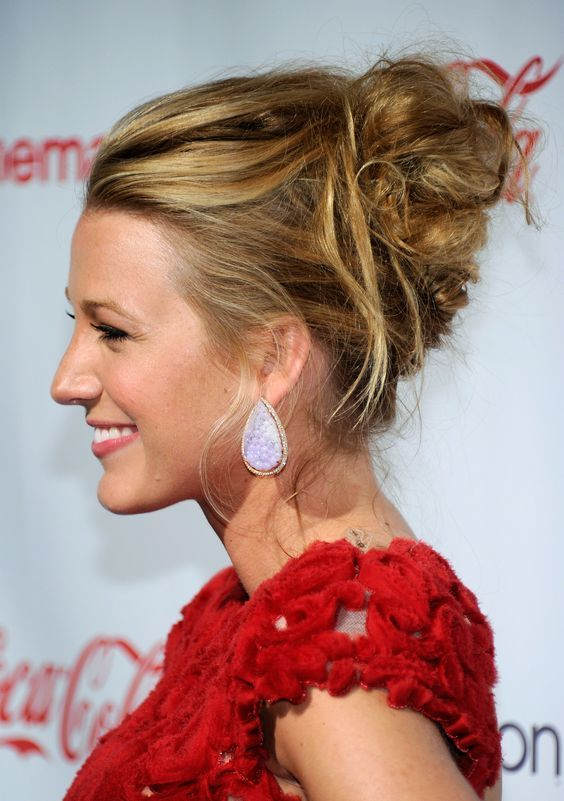 nice Awesome Celebrity Wedding Hairstyles to Copy