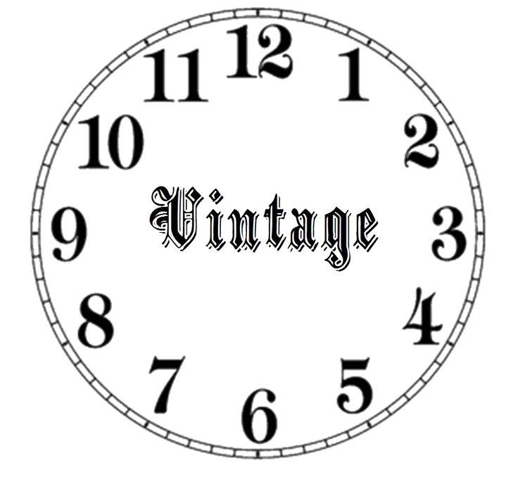 Clock 048 barranca decoration pinterest reloj - Mecanismo para reloj de pared ...