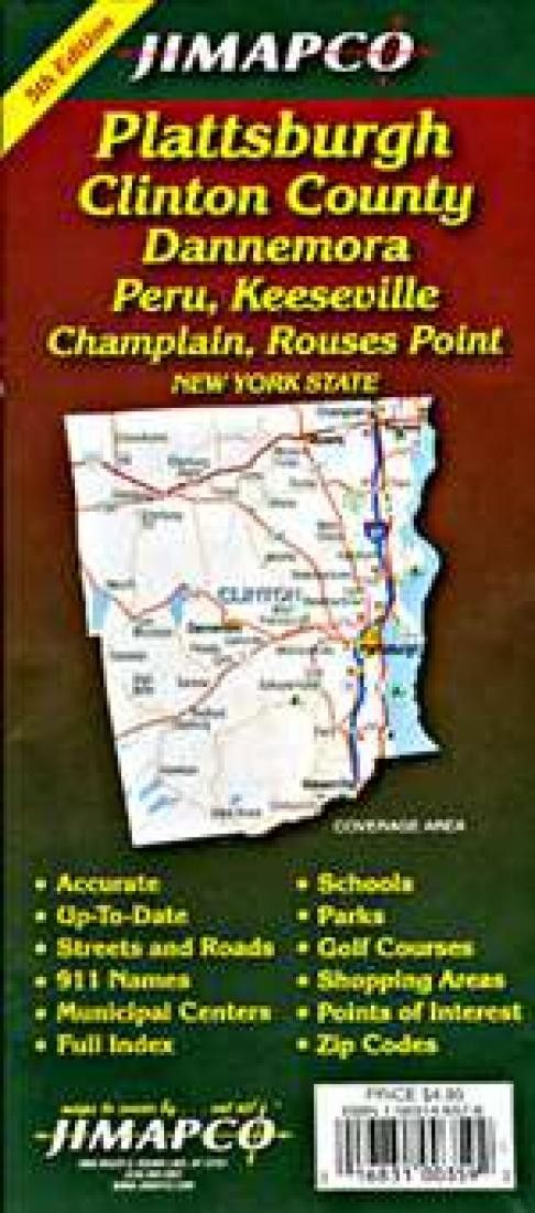 Plattsburgh and Clinton County, New York by Jimapco
