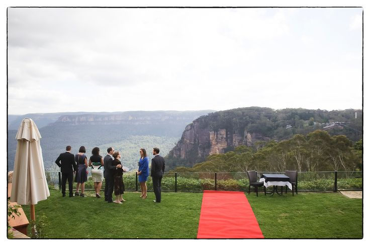 Red Carpet in The Blue Mountains | Image: Nigel Unsworth Photography