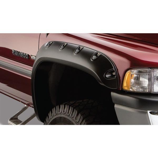 1994-2002 Dodge Ram 1500 2500 3500 Pocket Style Fender Flare - Front