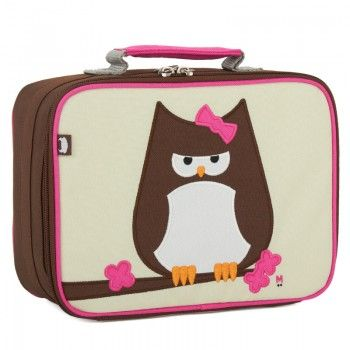 Beatrix New York Papar Owl Lunchbox  #backtoschool
