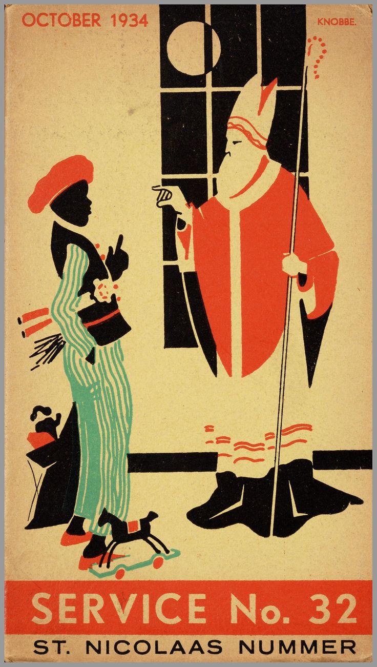 Sinterklaas 1934