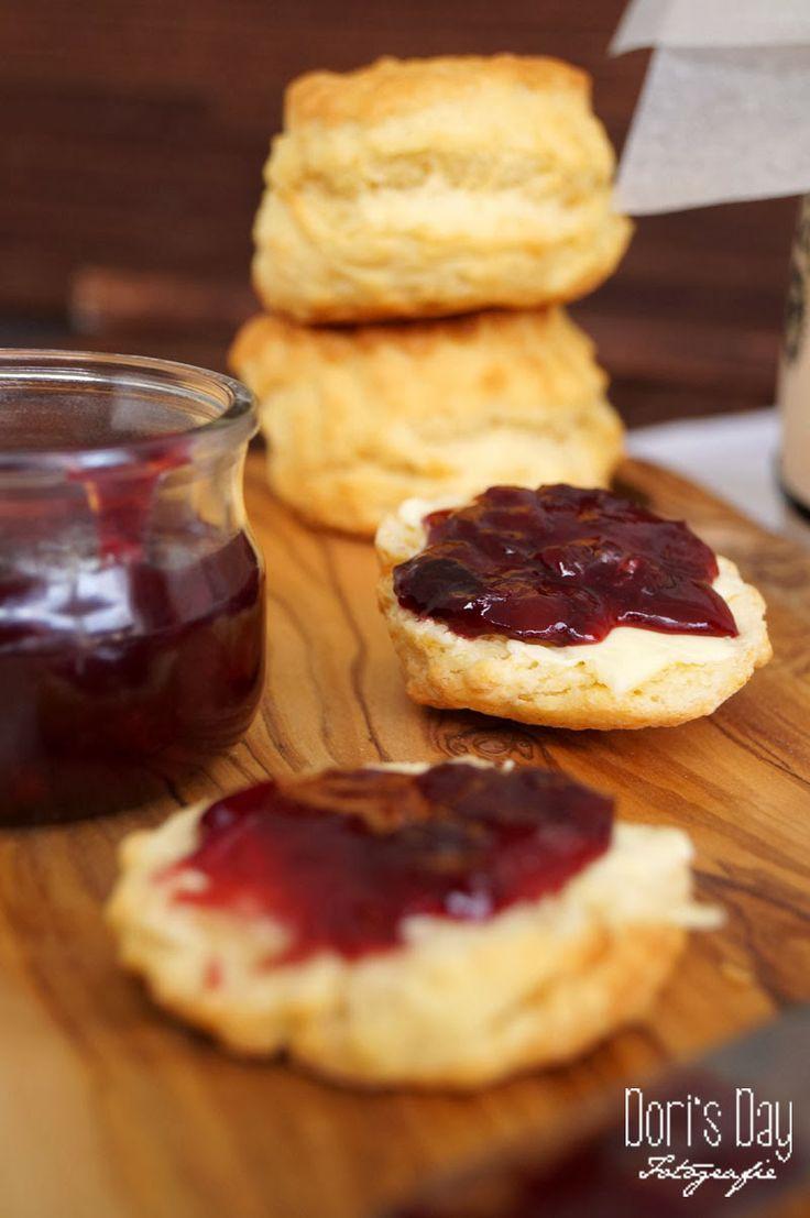 DORI'S DAY: Scones zum Frühstück