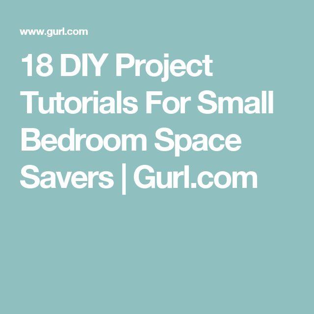 Best 20+ Bedroom space savers ideas on Pinterest | Bathroom space ...