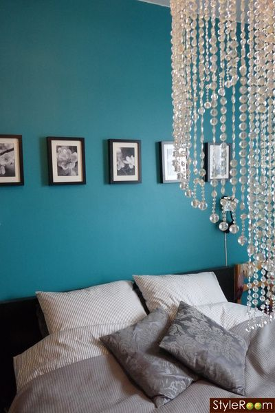 17 best ideas about turquoise bedrooms on pinterest teen - Grey and turquoise bedroom ideas ...